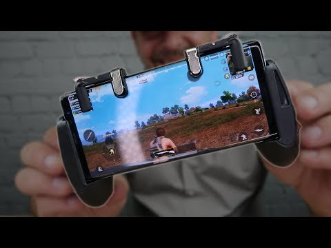 Pubg / Fortnite mobile controller  BEASTMODE By Aimus.