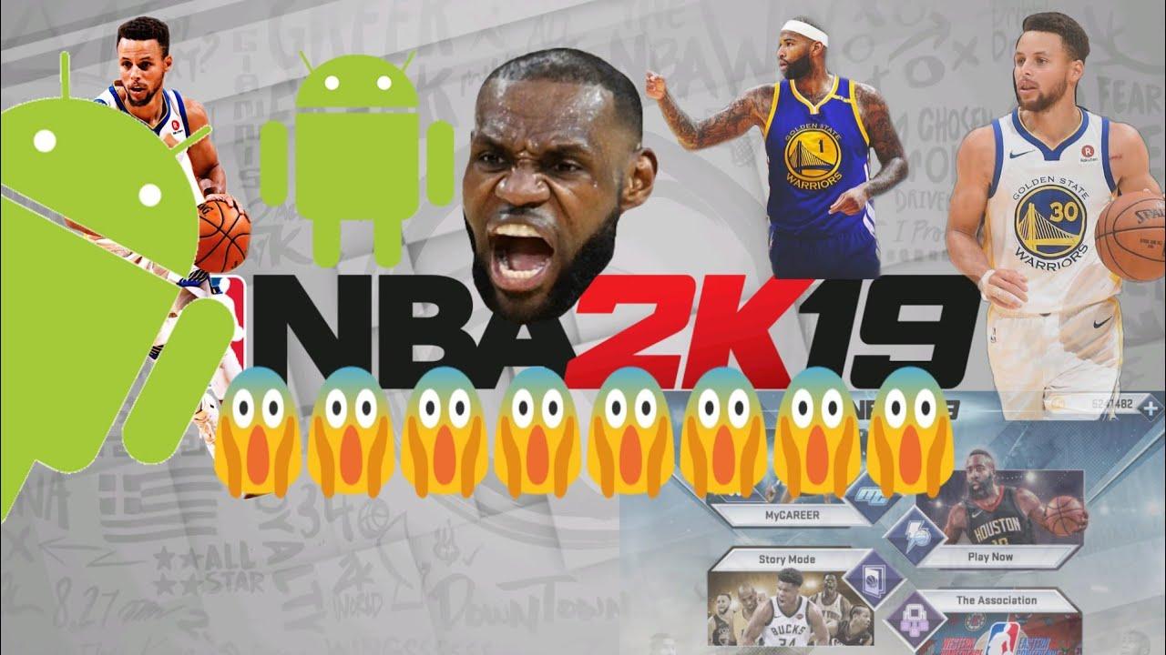 nba 2k19 download ios free