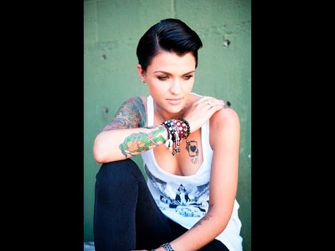 Ruby Rose Tattoos Youtube