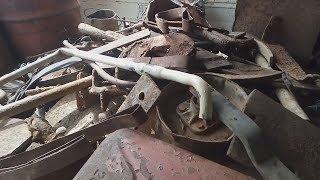 Коп металлолома  Железное поле! Тонны железа на наших полях! сдаем металлолом.