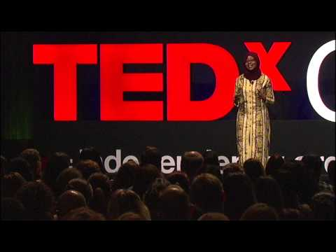 Empowering Women and Girls: Halima Hima at TEDxChange