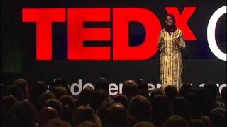 Empowering Women and Girls: Halima Hima at TEDxChange