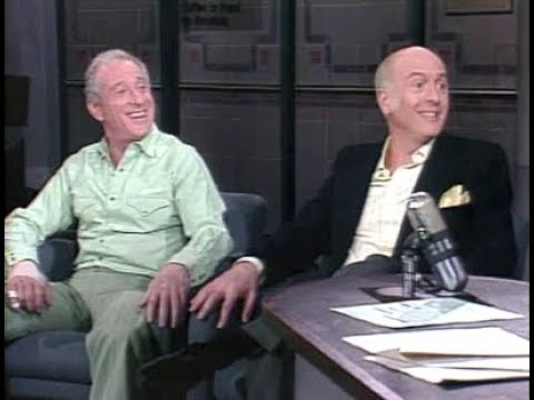 Jerry Leiber & Mike Stoller On Letterman, March 24, 1987 (full, Stereo)
