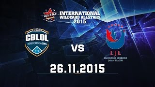 26112015 cbl vs ljl iwca