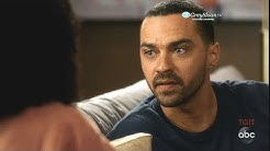 Grey's Anatomy 15x07 Jackson Talks About April - Maggie Leaves Jackson