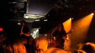 Agalloch - Our Fortress is Burning... II: Bloodbirds (Live @ Le Poisson Rouge, NYC)