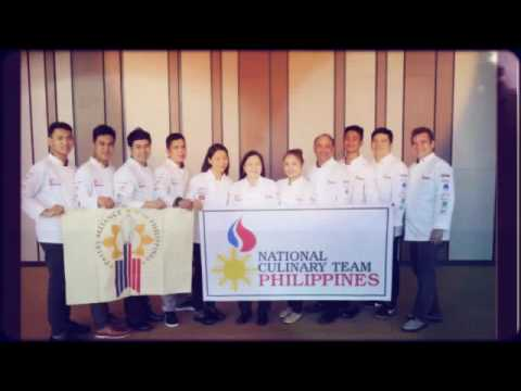 National Culinary Team Philippines 2016