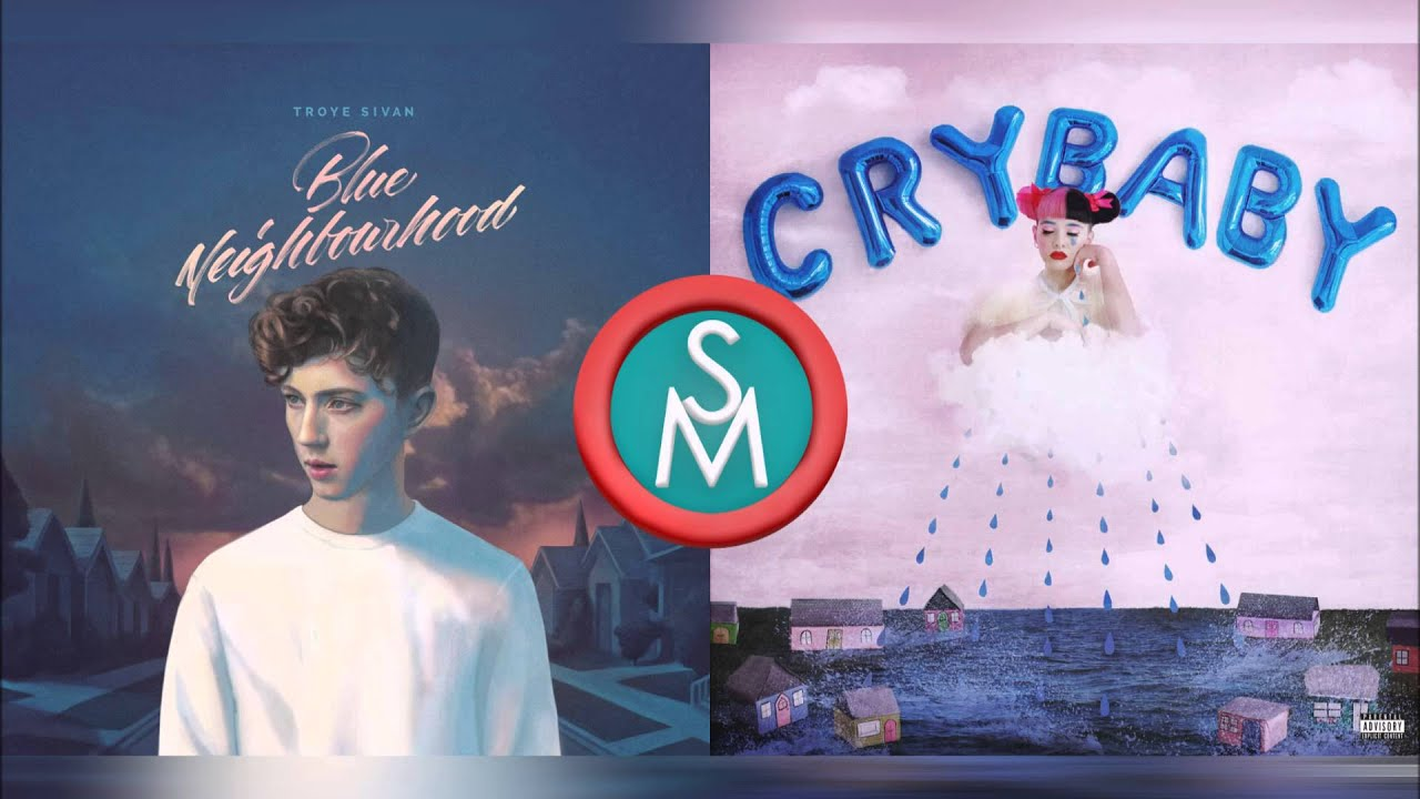 Troye Sivan ft Betty Who vs Melanie Martinez - Pity Party in ...