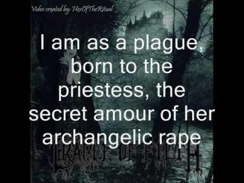 Cradle of Filth - Heaven Torn Asunder with lyrics