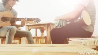 Gambar cover Guitar and Darbuka solo Flamenco rhythm, by: Omer alkilani - jamal sheber