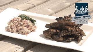 How to make Chinese style pork ribs cooked on a barbeque
