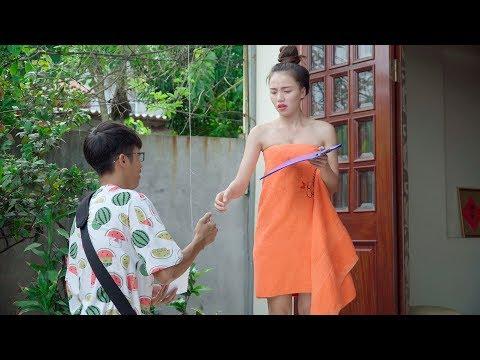 Chàng Shipper và cô gái mù, phim ngắn VN hay tình cảm