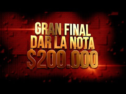 Dar la nota - Programa 09/10/15 - La Gran Final