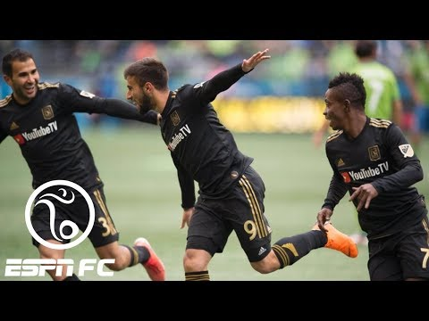 LAFC claims player of the week, goal of the week in Alejandro Moreno's MLS awards | ESPN FC