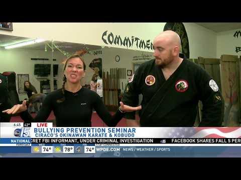 Amanda Live at Ciraco's Okinwan Karate - Good Morning Carolinas - WPDE ABC 15