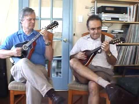 Orrin Star & David Fry: Telemann Round on Mandolin & Mandola