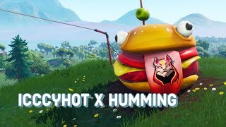 Fortnite Cinematic Edit - Humming - icccyhot