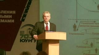 Виктор Христенко отвечает на неудобный вопрос в ЮУрГУ (Челябинск) 4.4.2013