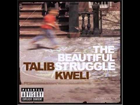 Talib Kweli Ft. Jean Grae - Black Girl Pain