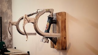 Wall Mount for Bikes from Bikes