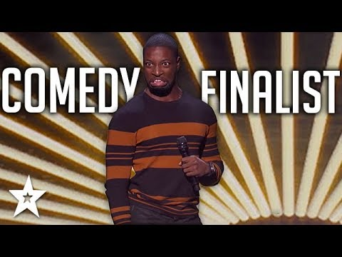 Comedian Preacher Lawson | All Performances | Americas Got Talent 2017 | Got Talent Global