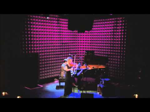Bartók Violin Sonata No. 2 - Rachel Lee Priday & David Kaplan @ Joe's Pub