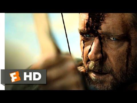 Robin Hood Official Trailer #1 - (2010) HD
