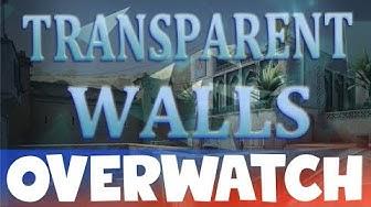 Transparent WALLS! CS:GO OVERWATCH