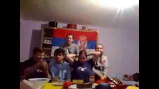 We cheer Serbia..! ♥