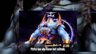 DISSIDIA 012[duodecim] FINAL FANTASY Final Trailer: English Version