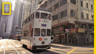 Get Lost in Hong Kong on a 3-Minute Trolley Adventure | Short Film Showcase thumbnail