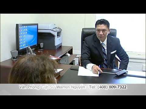 Luat Su Warren Nguyen – San Jose Vietoday