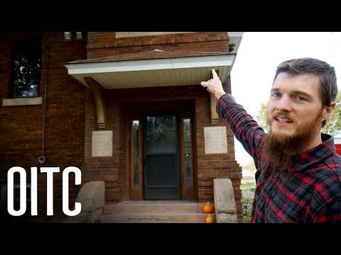 100 Year Old School House Tour thumbnail