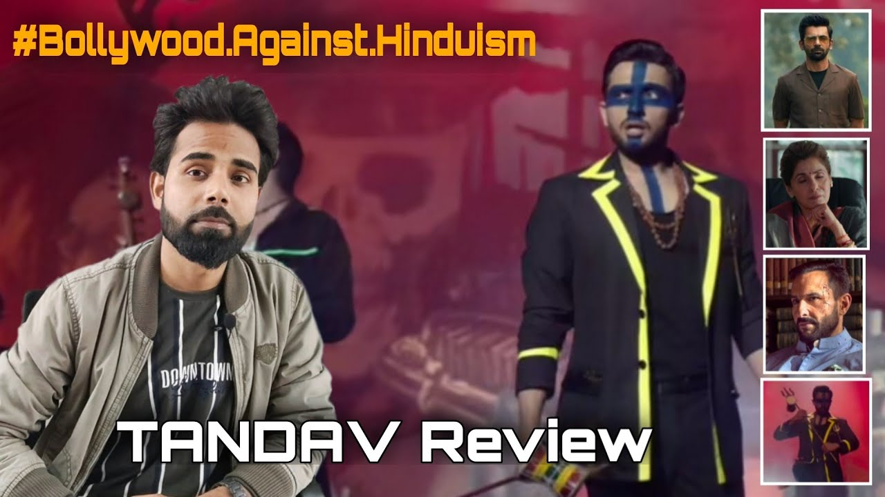 Why People are Doing तांडव Against TANDAV - MOVIE REVIEW | Saif Ali khan| Bollywood Against hinduism