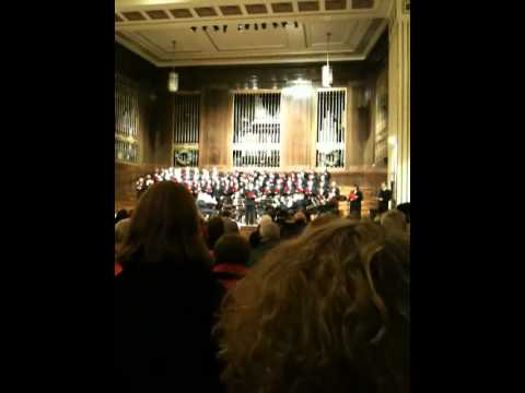 Salvation Army Christmas Carols  : Joy To The World featuring Mike