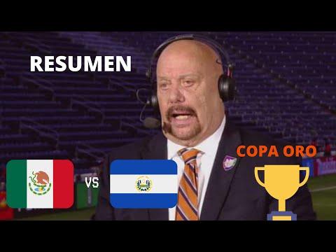 Download MEXICO VS EL SALVADOR | COPA ORO 2021 🏆 | RESUMEN