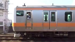 JR東日本 中央本線 E231系 モハE231-901 三鷹→中野 津田沼行き 各駅停車