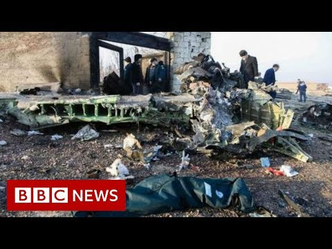 Ukrainian Passenger Plane Crashes In Iran - BBC News