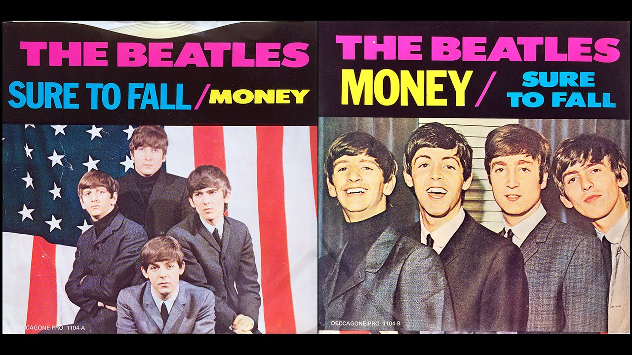 DECCAGONE SURE TO FALL MONEY The Beatles - YouTube