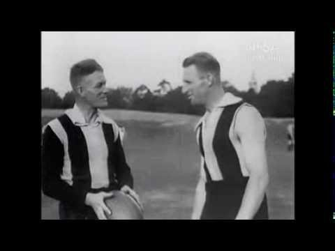 Australian Rules Football: Personalities of the 1920s