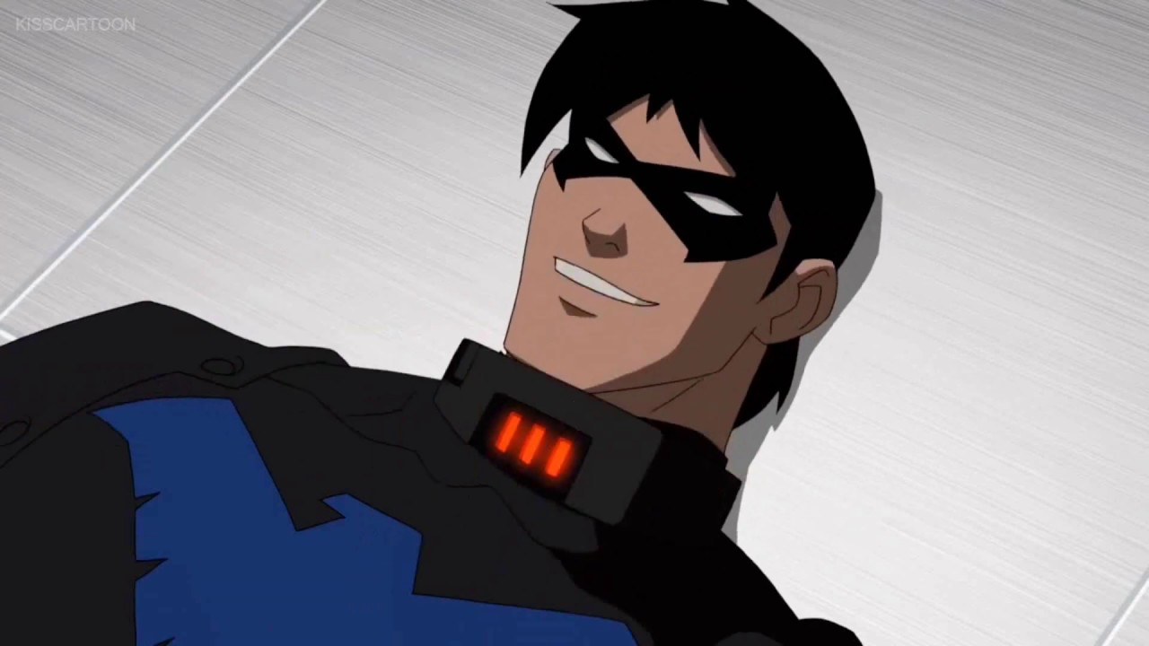 Download Mount Justice attack/Young Justice