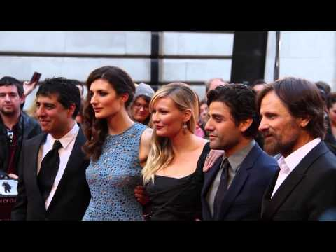 The Two Faces of January Premiere Cast Photocall