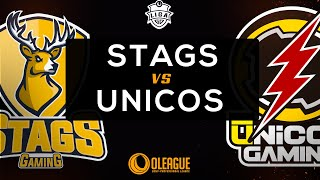 STAGS vs UNICOS | JORNADA 6 LIGA GO | CSGO