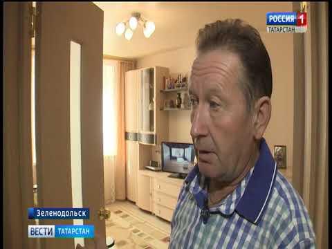 Смотреть Из аварийного жилья в Зеленодольске переехало больше 900 семей. Кто следующий? онлайн