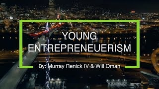 Young Entrepreneurism