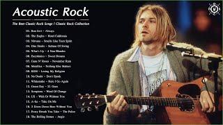 акустический классический рок 80-х 90-х | лучшие классические рок-песни