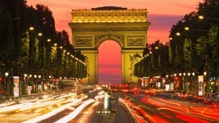 Paris - France - Champs Elysees   - part 1 - 2014 - Avenue