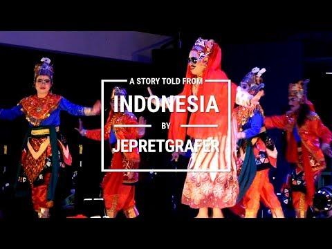 South Kalimantan / Borneo Dance Festival 2017 - 'Baarak Gipang' Dance, Banjar