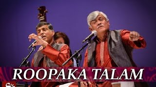 Roopaka Talam by R Vedavalli | Learn Carnatic Music