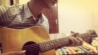 Guitar đôi ngã chia ly ( buồn hát luôn ae ơi )